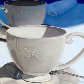 Karyn Robinson - Cups of Coffee in a Quiet Room