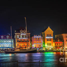 Rene Triay Photography - Curacao by Night II