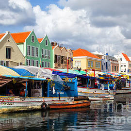 Rene Triay Photography - Curacao Floating Market