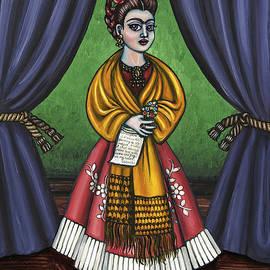 Victoria De Almeida - Curtains for Frida
