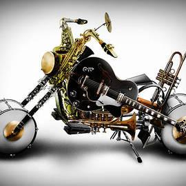 Alessandro Della Pietra - Custom Band