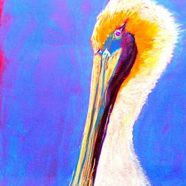 Sue Jacobi - Cute Pelican