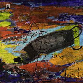 Derek Fry - Cyclic Symbolism