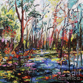 Ginette Callaway - Cypress Gardens South Carolina