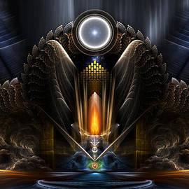 Rolando Burbon - Cyritous Temple Of The Orb Of Karinos