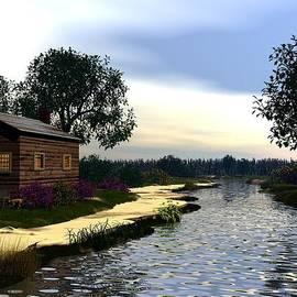 John Pangia - D and R Canal