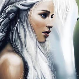 FHT Designs - Daenerys Targaryen