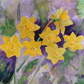 Margaret Bobb - Daffodil Time