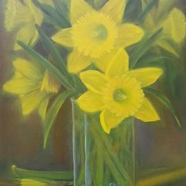 Mishel Vanderten - Daffodils