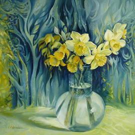 Elena Oleniuc - Daffodils season