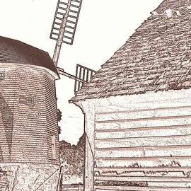 Daniel Thompson - Dagget Farm and Windmill DM 1