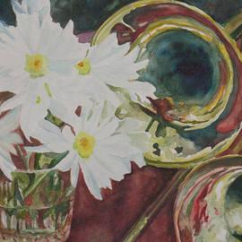 Jenny Armitage - Daisies Bold as Brass