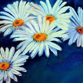 Antonia Citrino - Daisy Fever  Pastel