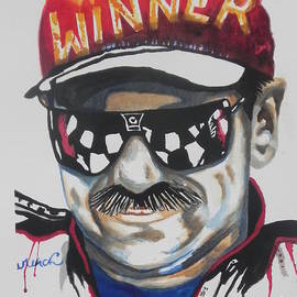 Chrisann Ellis - Dale Earnhardt Sr