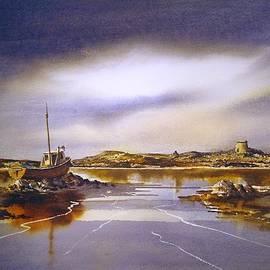Roland Byrne - Dalkey Island Dawn