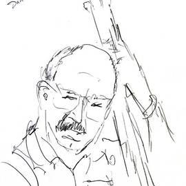Jim Vansant - Dan Pliskow Playing the Bass in Concert