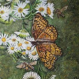 Kimberlee  Baxter - Dance with the Daisies