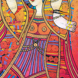 Albena Vatcheva - Dancer With Doves