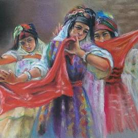 Omar Rahmani - Dancers