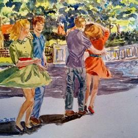 Jeannie Allerton - Dancin