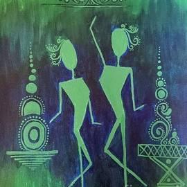 KarishmaticArt -  Karishma Desai - Dancing Divas
