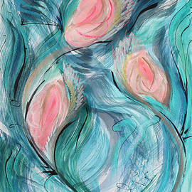 Asha Carolyn Young - Dancing Flowers
