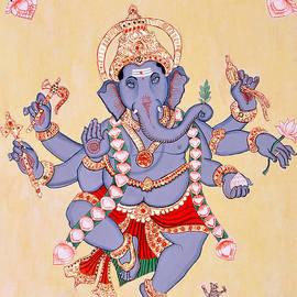 Pratyasha Nithin - Dancing Ganapati