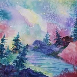 Ellen Levinson - Dancing Lights II