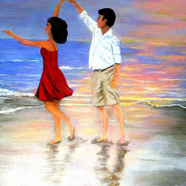Music of the Heart - Dancing on the Beach