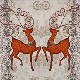 Brian Graybill - Dancing Reindeer