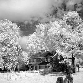 Paul W Faust -  Impressions of Light - Daniel Boone Homestead - 2