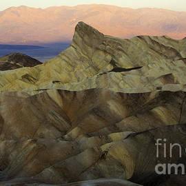 Bob Christopher - Dantes Point Death Valley California