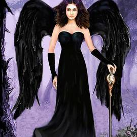 Melodye Whitaker - Dark Angel