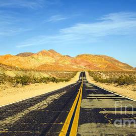 Deborah Smolinske - Dark Desert Highway Calico California