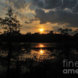 Bob Sample - Dark Sky At Sunset