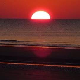 Nikki McInnes - Darkened Sunrise