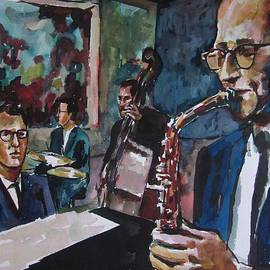 Matthew OHanlon - Dave Brubeck Quartet