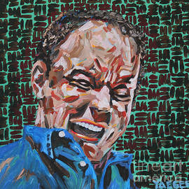 Robert Yaeger - Dave Matthews Portrait