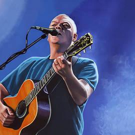 Paul  Meijering - David Gilmour