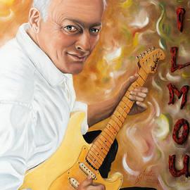 ILONA ANITA TIGGES - GOETZE  ART and Photography  - David Gilmour Pink Floyd