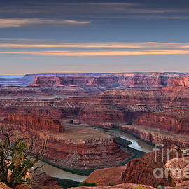 Jerry Fornarotto - Dawn at Dead Horse Point