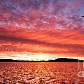 Geoff Childs - Dawn Sky Flame