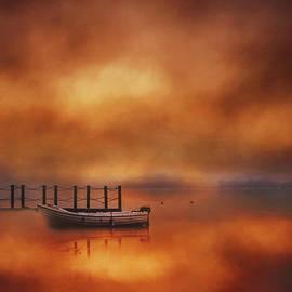 Adrian Campfield - Dawns Fire