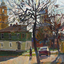 Juliya Zhukova - Day and the long shadow