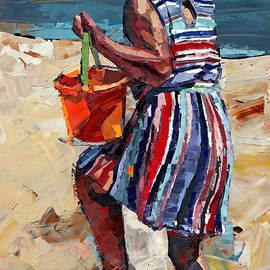 Claire McCall - Day At The Beach