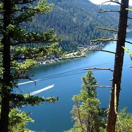 Kathy Bassett - Day at the Lake