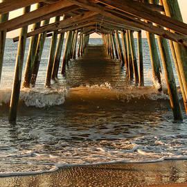 Kelley Freel-Ebner - Day Break Pier