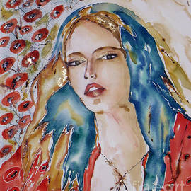 Mona Mansour Jandali - Daydreaming Valentine Girl