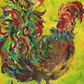 Eloise Schneider - De Colores Rooster #2
