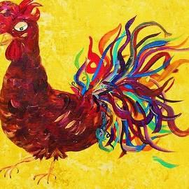 Eloise Schneider - De Colores Rooster